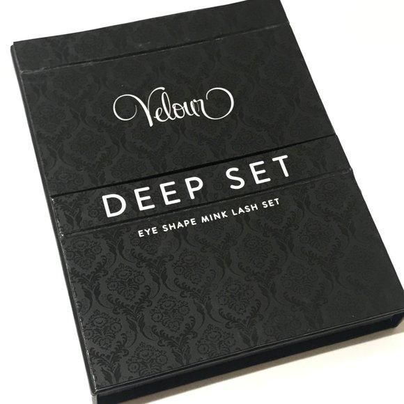 Velour Lashes - Deepset Eye Kit